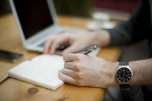 Blog Content Marketing mit rueth online